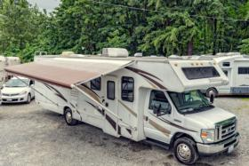 RV RENTALS SEATTLE VACATIONS Class C1of1