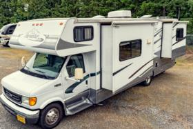 RV RENTALS SEATTLE VACATIONS Class C Forester1of1